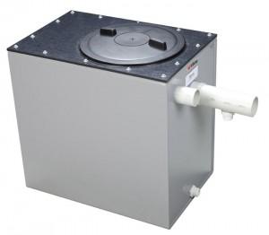 above-ground-settling-tank-plaster-trap