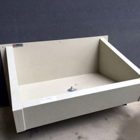 wheelie bin wash bay