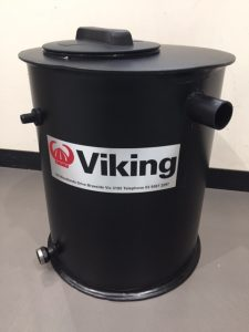 header tank supplied by Viking Plastics