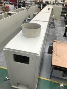 stormwater detention tank