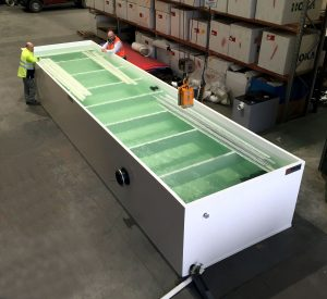 Viking Plastics' Swimming Pool Balance Tank